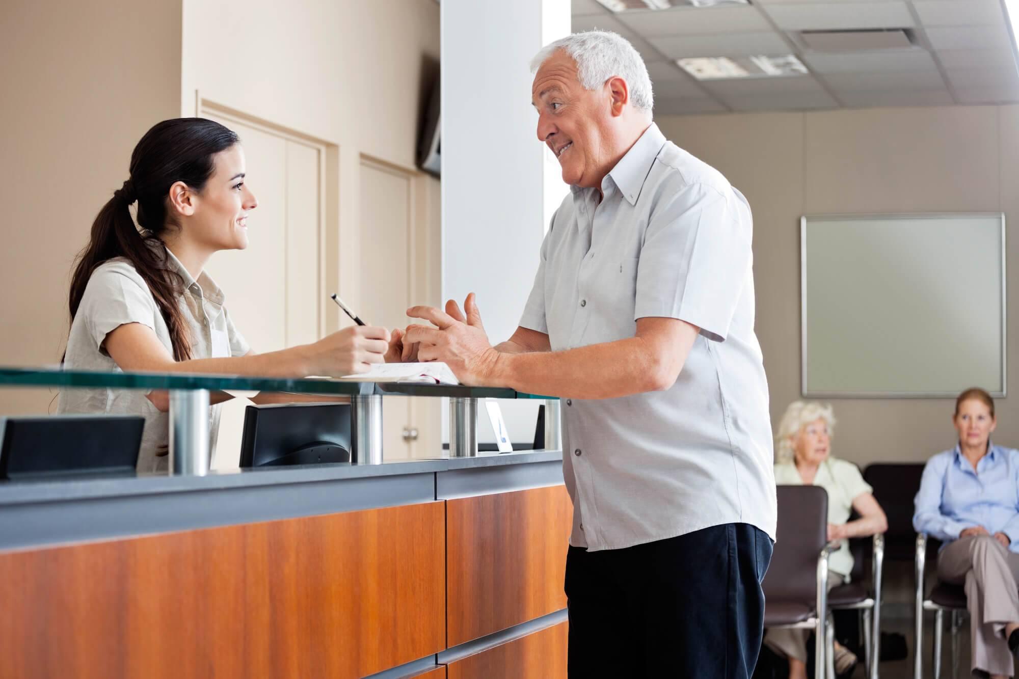 Recepção de pacientes: conheça as melhores práticas para consultório