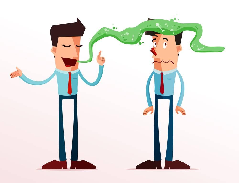 Conheça as 8 principais causas do mau hálito