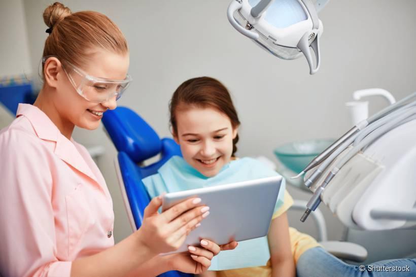 Como a tecnologia pode ajudar na relação entre dentista paciente?
